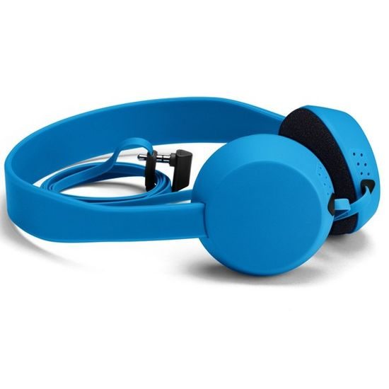 Nokia WH-520 Knock stereo Headset by COLOUD, modrá