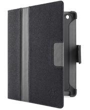 Belkin iPad 3 pouzdro Cinema Stripe Folio, černé/šedé (F8N753cwC00)