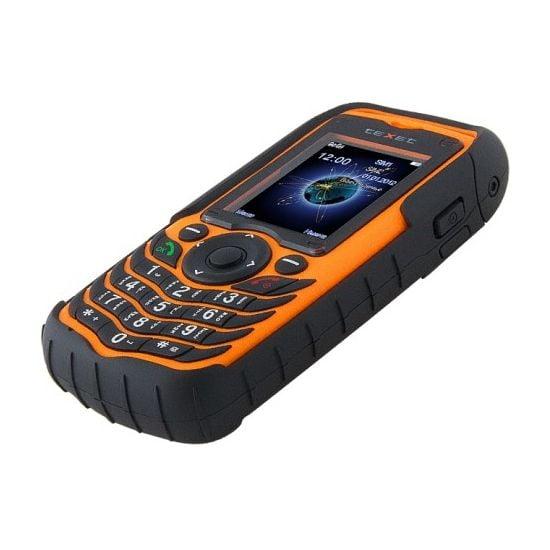 TeXet odolný telefon TM-510R, rozbaleno, záruka 24 měsíců