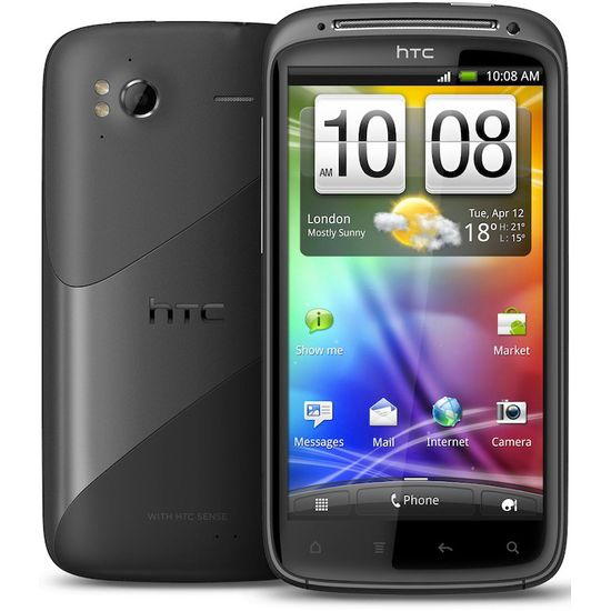 HTC Sensation + 8GB karta