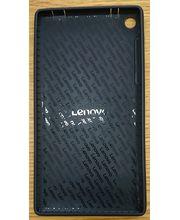 Lenovo zadní kryt + fólie na displej na Tab 3 7  černý