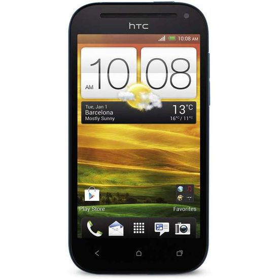 HTC One SV modrá