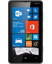 Nokia Lumia 820 černá