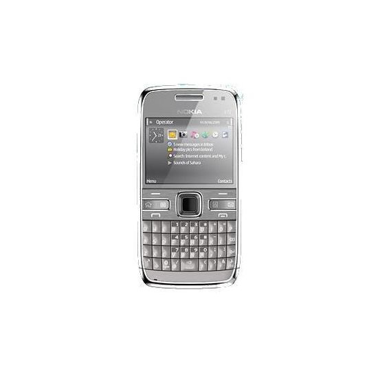 NOKIA E72 Metal Grey (4GB)