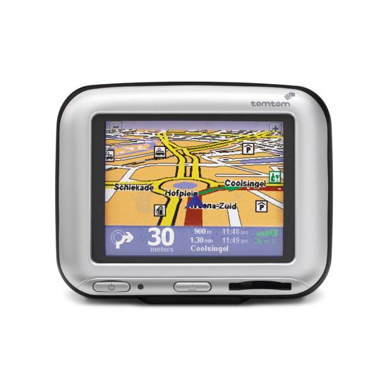 TomTom GO 500 CZ/Pl/D/A/CH/