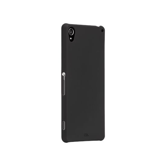 Case Mate ochranné pouzdro Barely There pro Sony Xperia Z3, černá