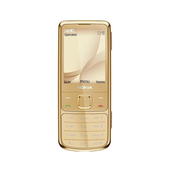 NOKIA 6700 classic Gold Edition 1GB + Krusell pouzdro Classic
