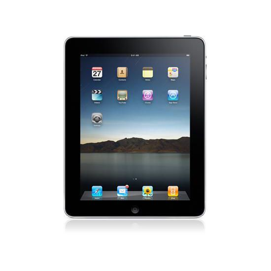 Apple iPad 16GB Wi-Fi CZ + Krusell Luna hnědá