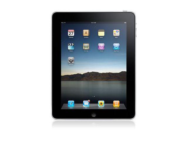 obsah balení Apple iPad 64GB Wi-Fi Cz + Krusell Gaia hnědá