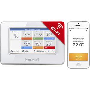 Honeywell EvoTouch-WiFi ATC928G3026, řídící jednotka bez napájení, bílá, CZ