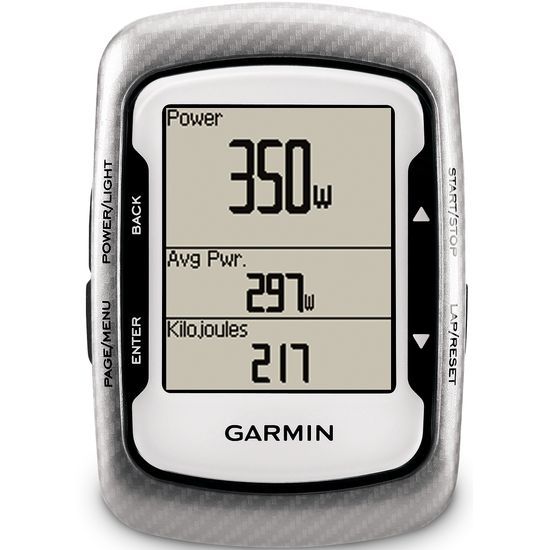 Garmin Edge 500 Black HR Premium
