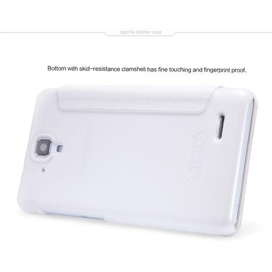 Nillkin Sparkle S-View Pouzdro White pro Lenovo A536