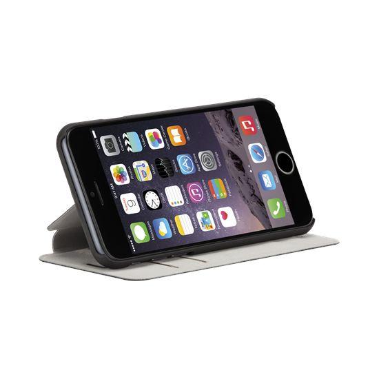 Case Mate flipové pouzdro Stand Folio pro Apple iPhone 6, černá