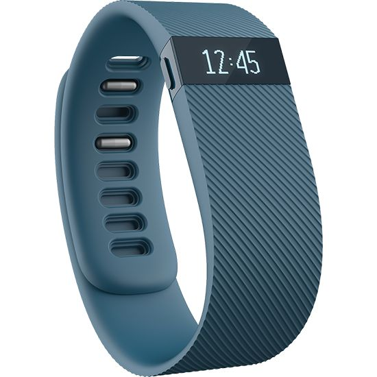 Fitbit Charge velikost S, šedý