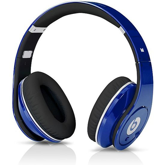 Monster Beats by Dr.Dre Studio - modrá