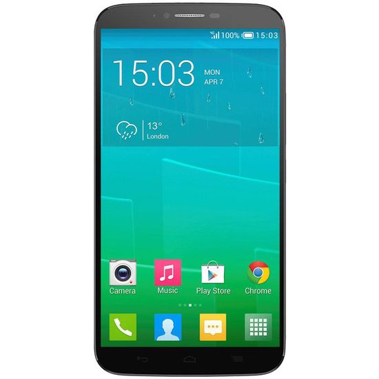 ALCATEL ONETOUCH 8030Y HERO 2 šedá