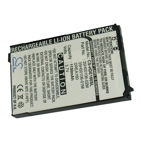 Baterie (ekv. BA-S370) pro HTC G1, T-mobile G1(Dream), Li-ion 3,7V 1150mAh