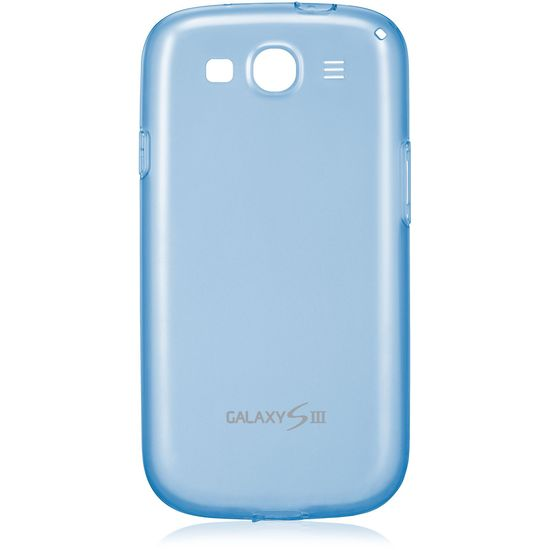 Samsung protective cover EFC-1G6WBE pro Galaxy S III (i9300), Blue