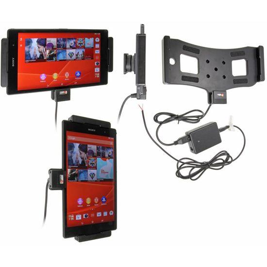 Brodit držák do auta na Sony Xperia Z3 Tablet Compact bez pouzdra, se skrytým nabíjením