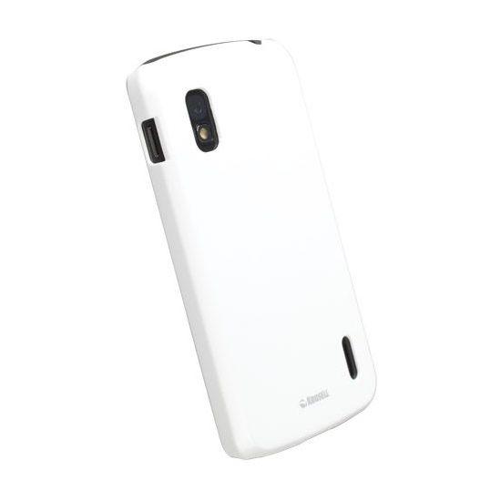 Krusell hard case - ColorCover - Nexus 4 (bílá)