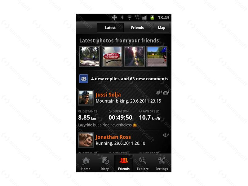 hr monitor android What is the best android app to use with a bluetooth heart rate monitor update cancel is there a free heart rate variability (hrv) app for android that uses camera.