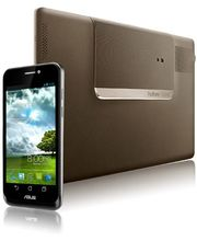 Asus Padfone + Belkin Bluetooth QWERTY klávesnice