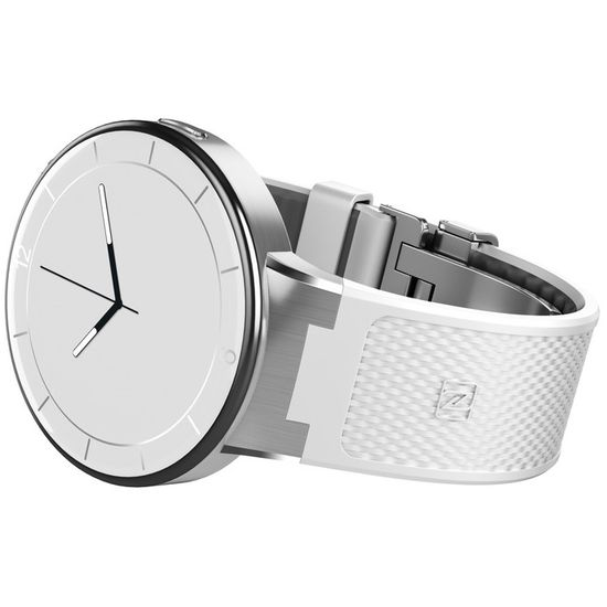 ALCATEL ONETOUCH WATCH SM02, bílé