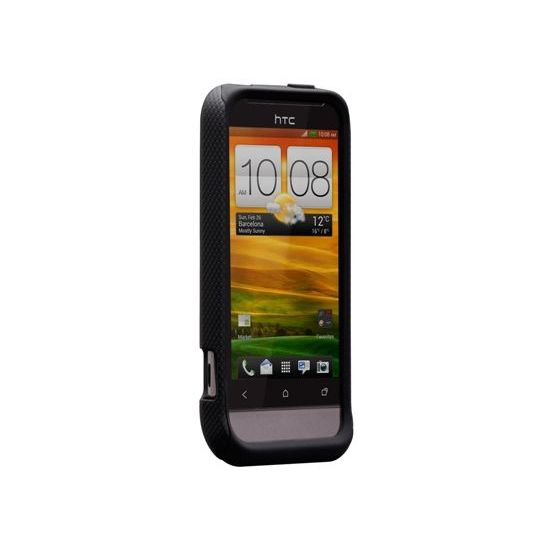 Case Mate pouzdro Tough Black pro HTC ONE V