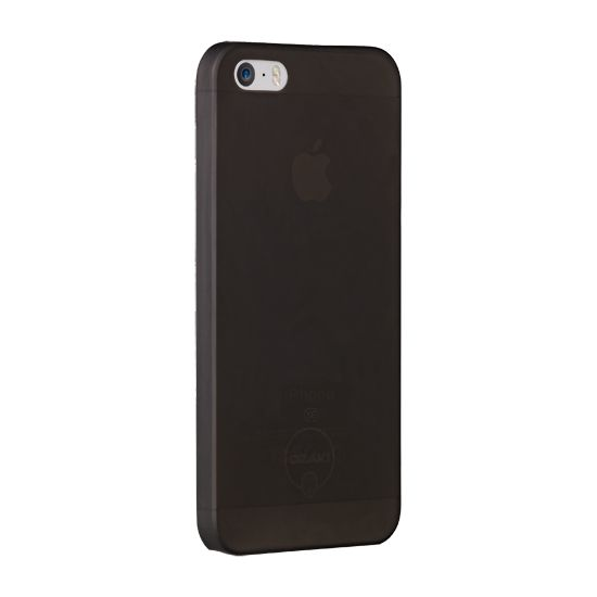 Ozaki OC546BK O!Coat 0.3 Jelly ultra thin case | Apple iPhone 5C | black