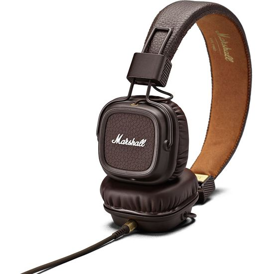 Marshall Major II Stereo Headset hnědé
