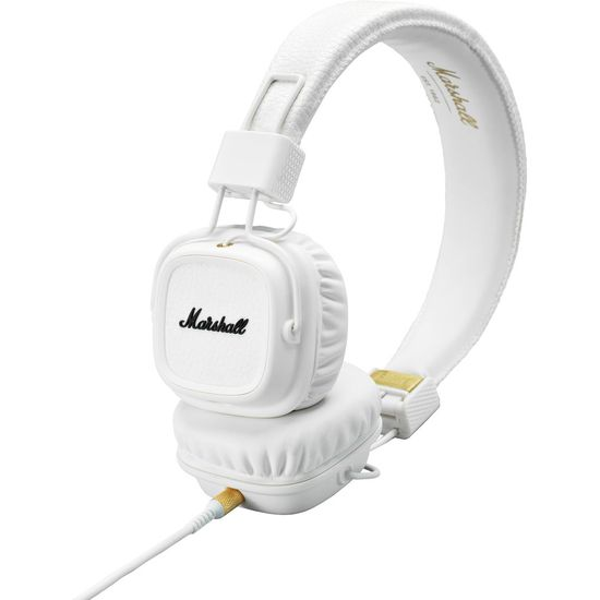 Marshall Major II Stereo Headset bílé