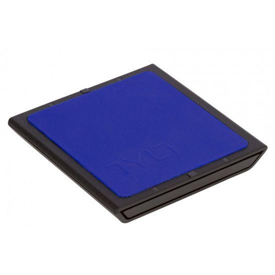 Tylt podložka VU SOLO pro bezdrátové nabíjení Qi, modrá