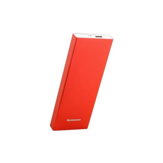 Lenovo PowerBanka MP1260 12000mAh červená