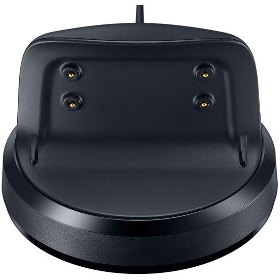 Samsung bezdrátová dokovací stanice pro Gear Fit 2, černá