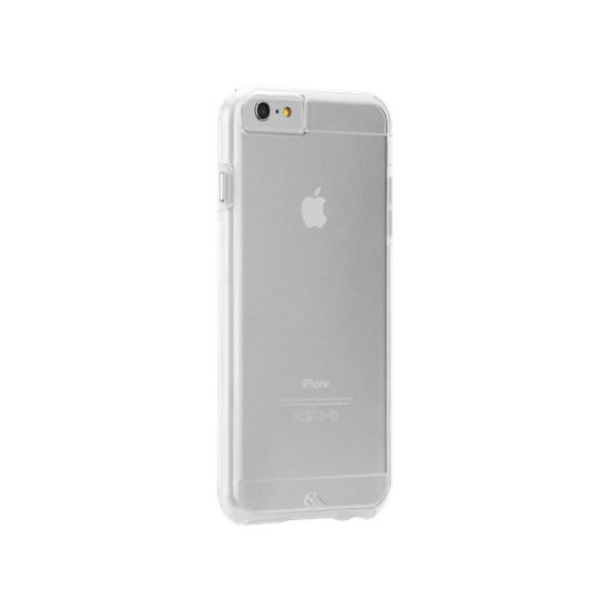 Case Mate ochranné pouzdro Naked Tough pro Apple iPhone 6 Plus, transparentní