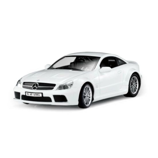 iCess Bluetooth model Mercedes-Benz SL65 AMG - bílý