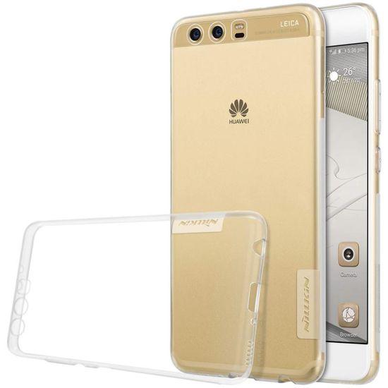 Nillkin Nature TPU pouzdro pro Huawei P10 transparentní
