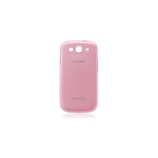 Samsung Protective Cover EFC-1G6PPE pro Galaxy S III (i9300), Pink