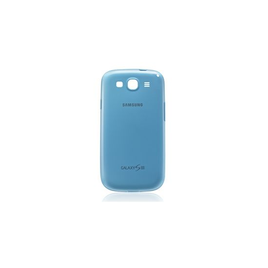 Samsung protective cover EFC-1G6PLE pro Galaxy S III (i9300), Light Blue