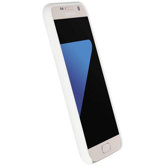 Krusell BELLÖ zadní kryt na Samsung Galaxy S8 bílý