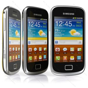 Samsung Galaxy Mini II NFC S6500