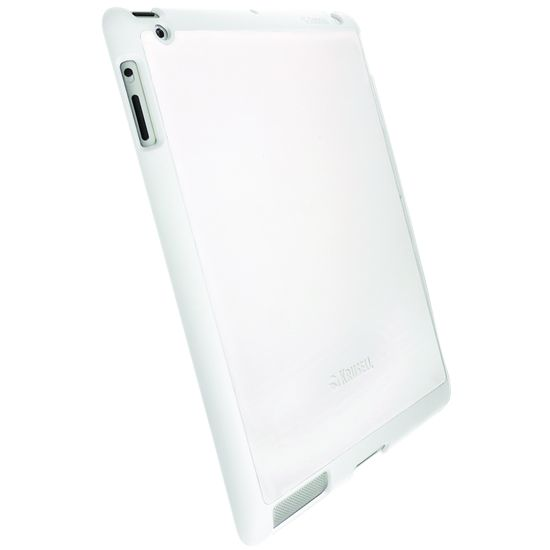 Krusell hard case - Donso Tablet Undercover - Apple iPad 2 (bílá)