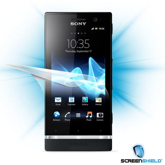 Fólie ScreenShield Sony Xperia U - displej