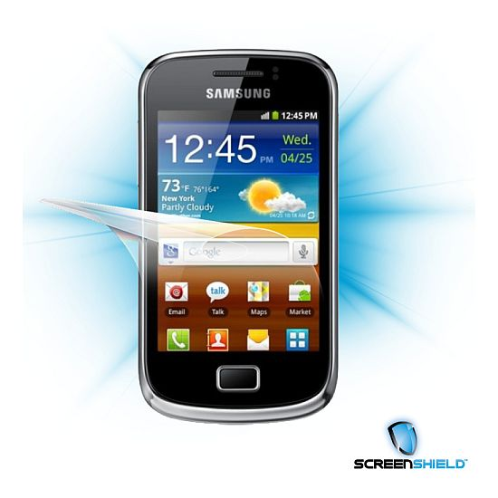 Fólie ScreenShield Samsung Galaxy Mini 2 S6500 - displej