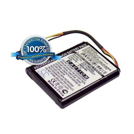 Baterie pro TomTom One IQ Routes, Li-ion 3,7V 900mAh