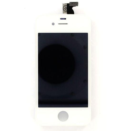 Náhradní díl LCD displej + dotyková deska na iPhone 4S, bílý