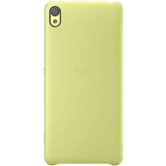 Sony ochranný kryt SBC26 pro Xperia XA, světle zelený