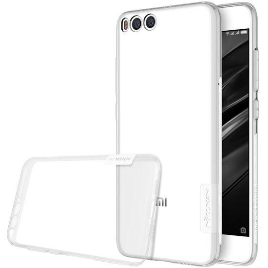 Nillkin pouzdro Nature TPU pro Xiaomi Mi6, transparentní