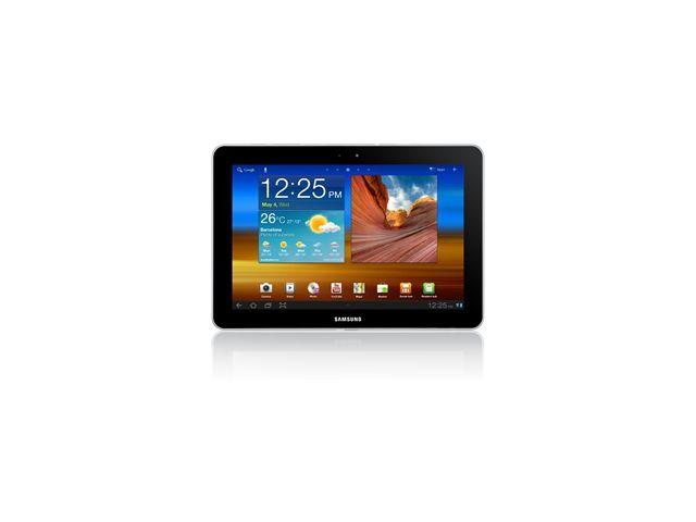 obsah balení Samsung Galaxy Tab 7510 16GB Wi-Fi 10.1 bílá + 4000mAh záložní zdroj Belkin (2xUSB)