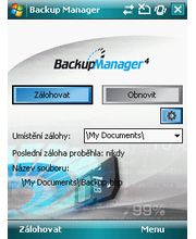 Sunnysoft Backup Manager 4.0